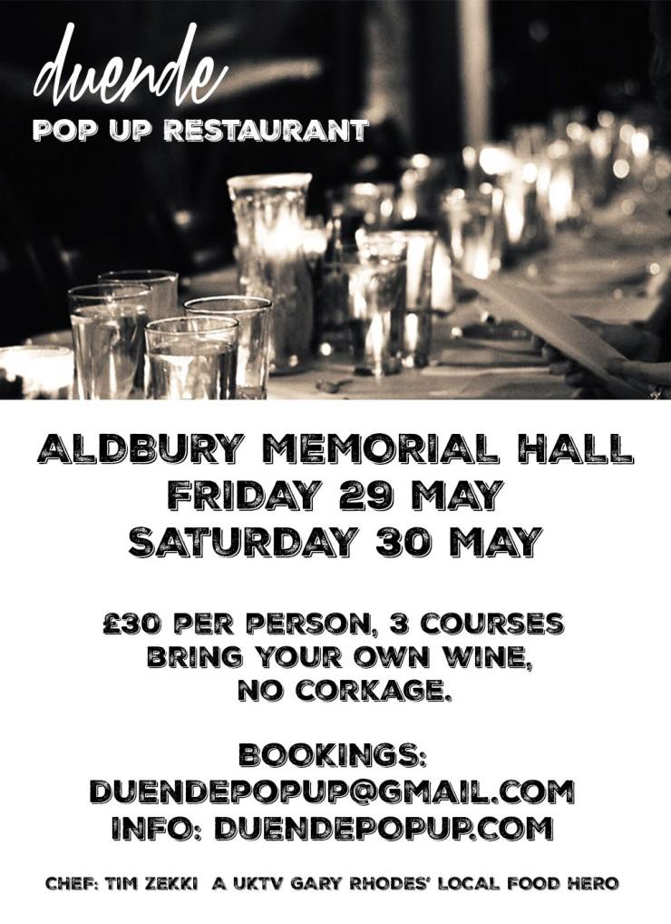 Aldbury poster
