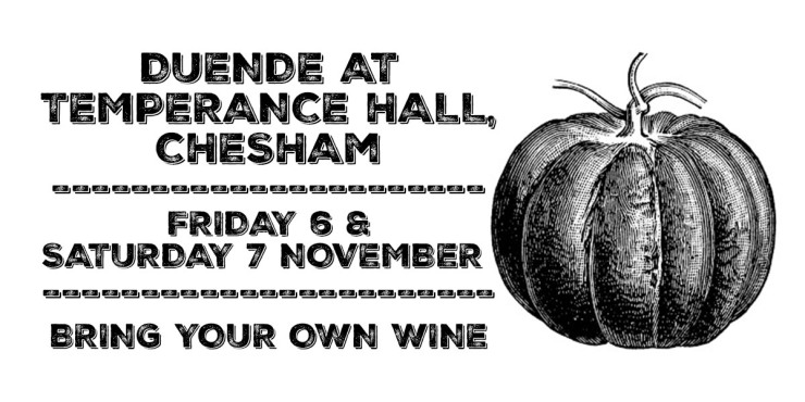 November dates in Chesham
